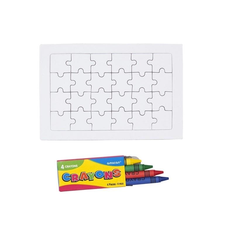 Puzzle Zeta - Puzzle personnalisé