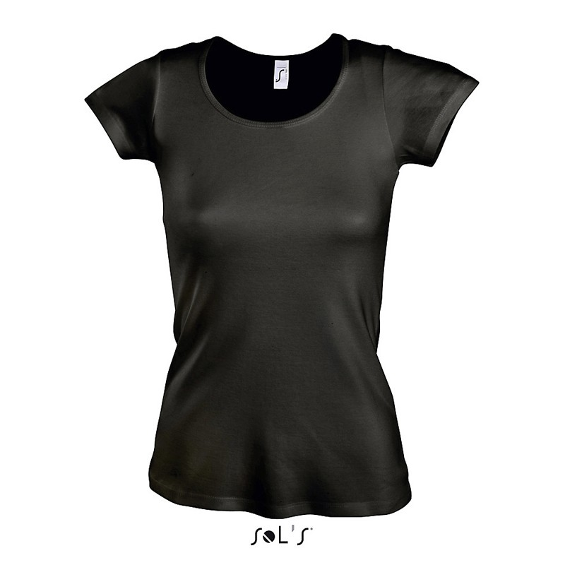 Tee shirt femme Moody - T-shirt manches courtes - produits incentive