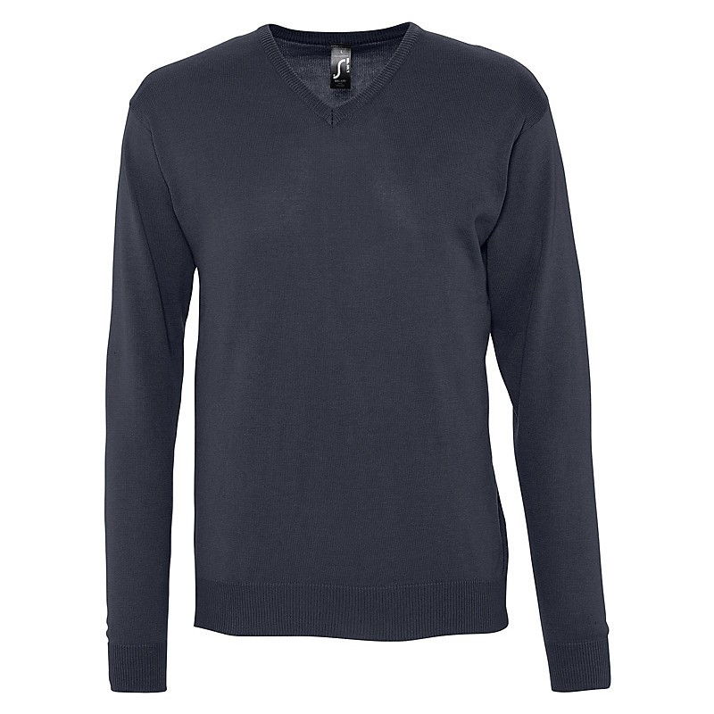 Pull homme col V Galaxy  - Pull publicitaire