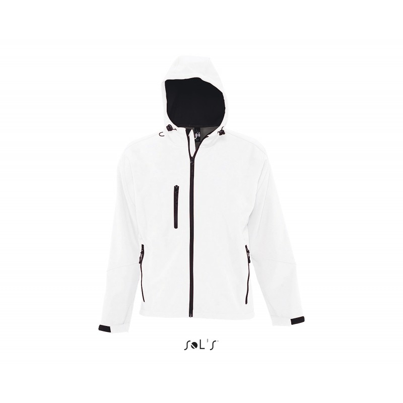 Softshell homme à capuche Replay - Softshell - produits incentive