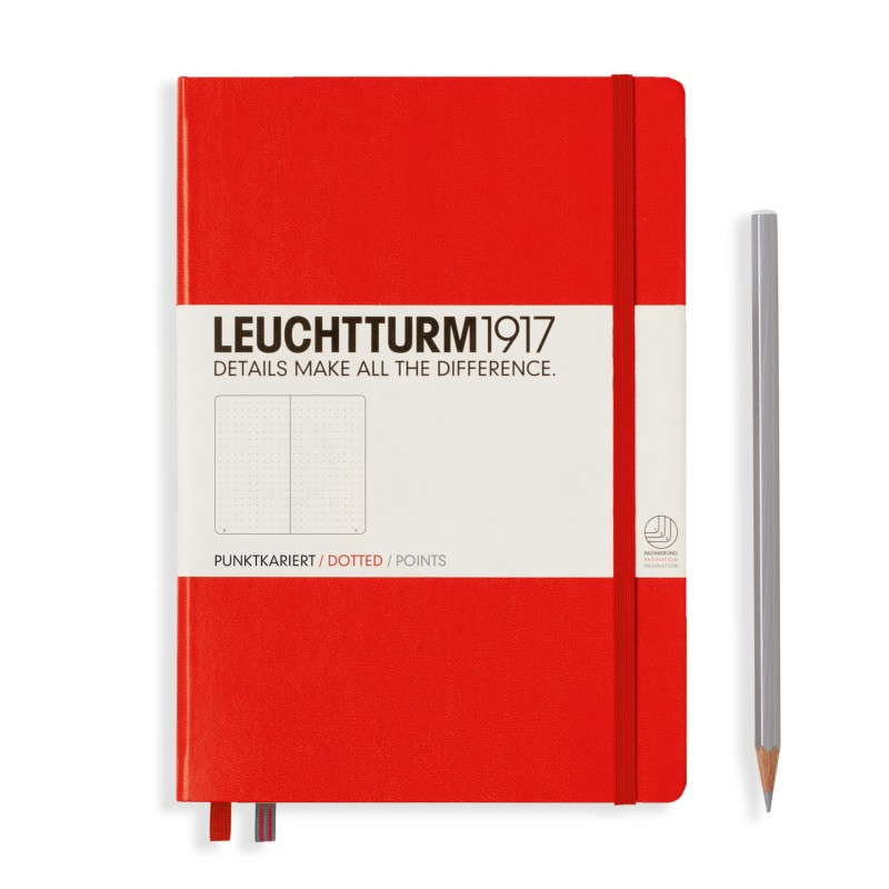 Carnet de notes LEUCHTTURM1917 - Bloc-notes A6 sur mesure