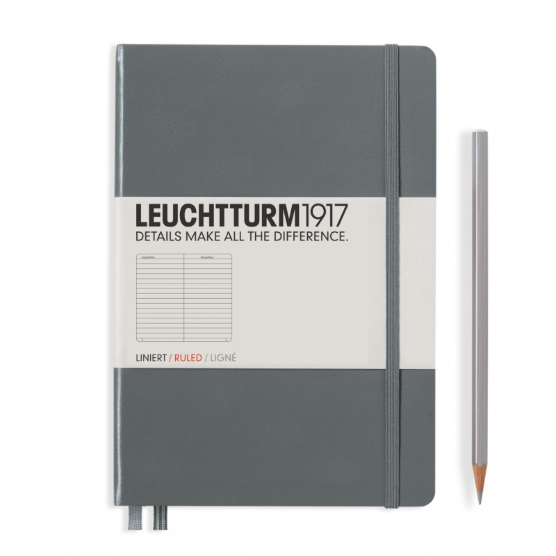 Carnet de notes LEUCHTTURM1917 - Bloc-notes A6 - objets promotionnels