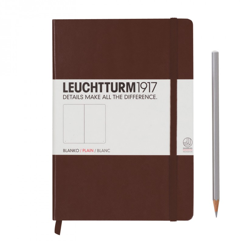 Carnet de notes LEUCHTTURM1917 - Bloc-notes A6 - cadeaux d'affaires