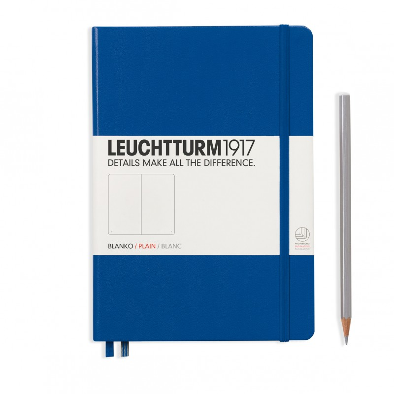 Carnet de notes LEUCHTTURM1917 - Bloc-notes A6 - marquage logo