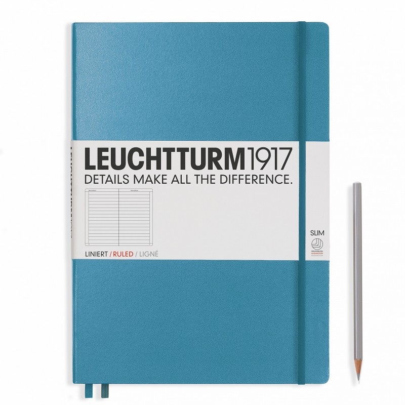 Carnet de notes LEUCHTTURM1917 - Bloc-notes A6 - publicité par l'objet