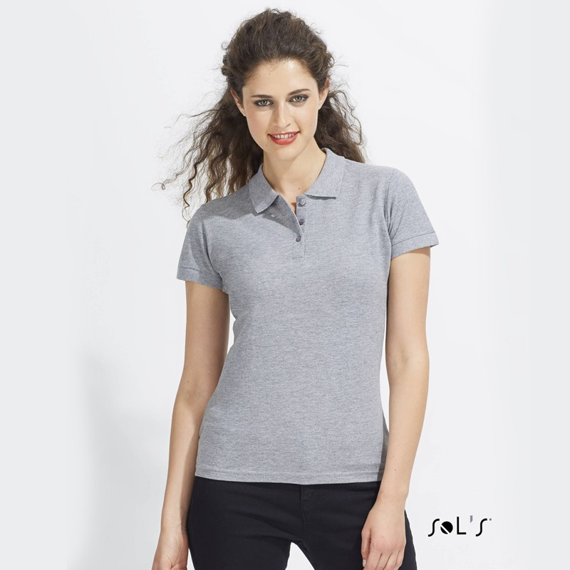 Polo femme Perfect - Polo manches courtes publicitaire