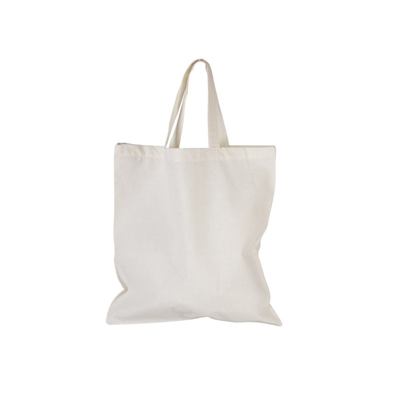 Sac shopping en coton Shorty - Sac shopping en coton personnalisé