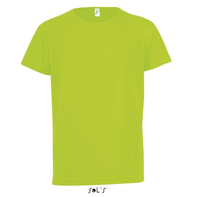 T-shirt enfant Sporty  - T-shirt publicitaire
