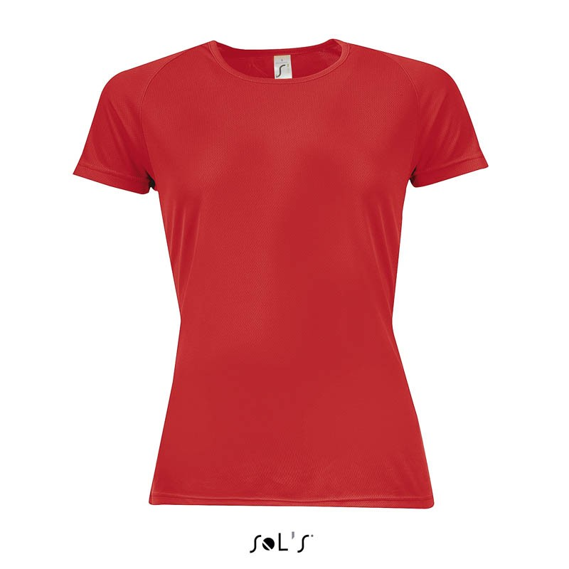 T-shirt femme Sporty Women - T-shirt technique - cadeaux d'affaires