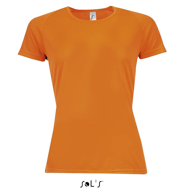 T-shirt femme Sporty Women - T-shirt technique - produits incentive