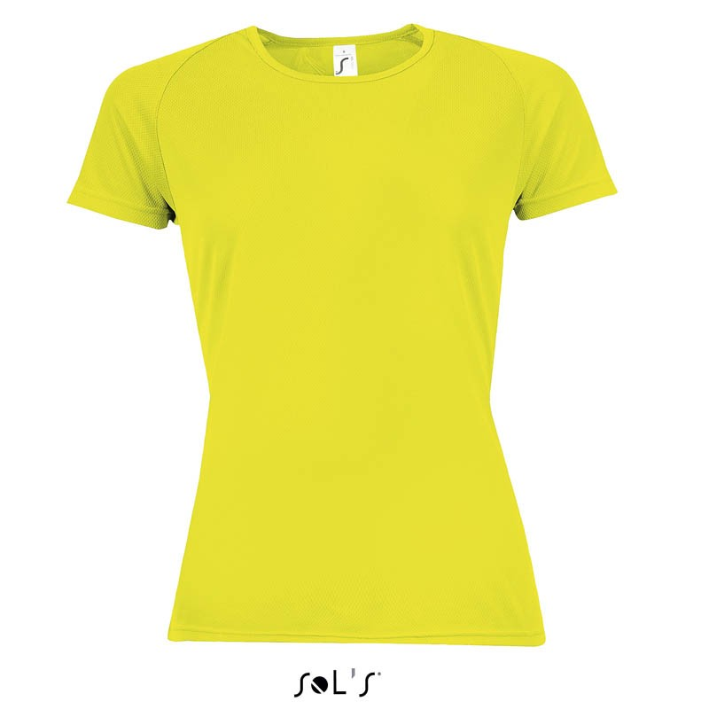 T-shirt femme Sporty Women - T-shirt technique publicitaire