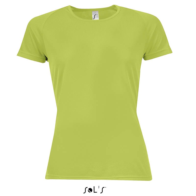 T-shirt femme Sporty Women - T-shirt technique sur mesure