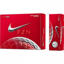 Balles de golf NIKE RZN Red