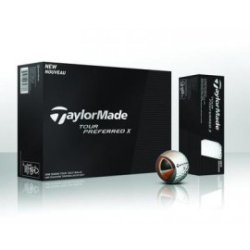 28-121 Balles de golf Taylor made Tour Preferred X personnalisé