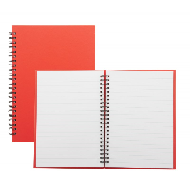 Carnet de notes papier recyclé format A5 - Bloc-notes A5 sur mesure