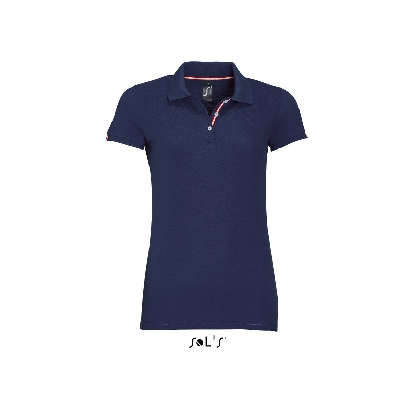 Polo Patriot women - Polo femme - cadeaux d'affaires