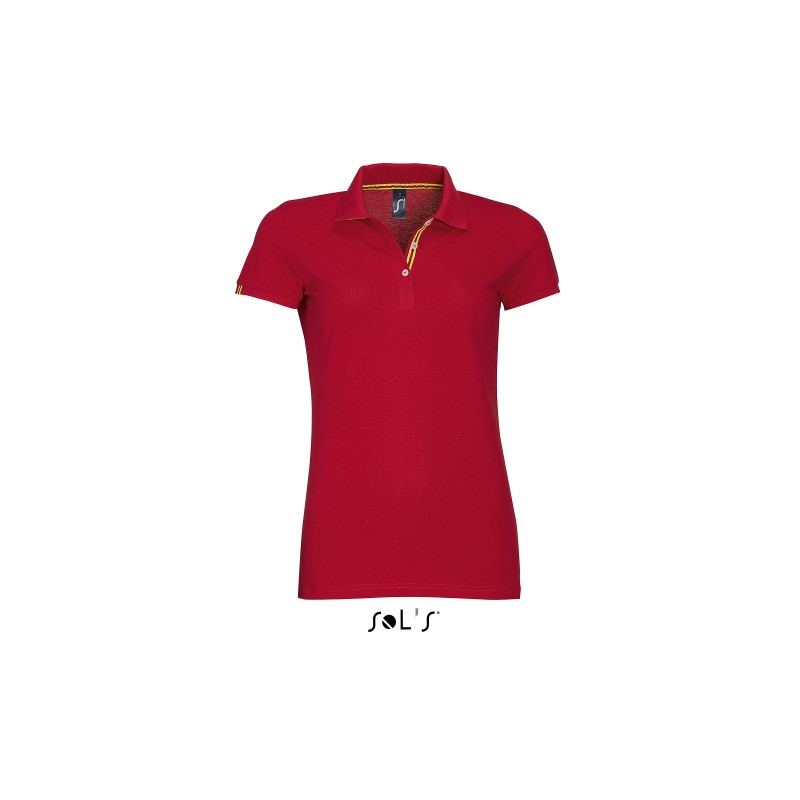 Polo Patriot women - Polo femme sur mesure