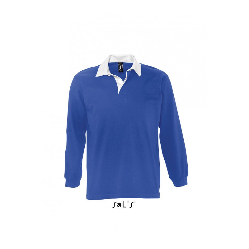 Polo pour homme Pack - Polo manches longues - marquage logo