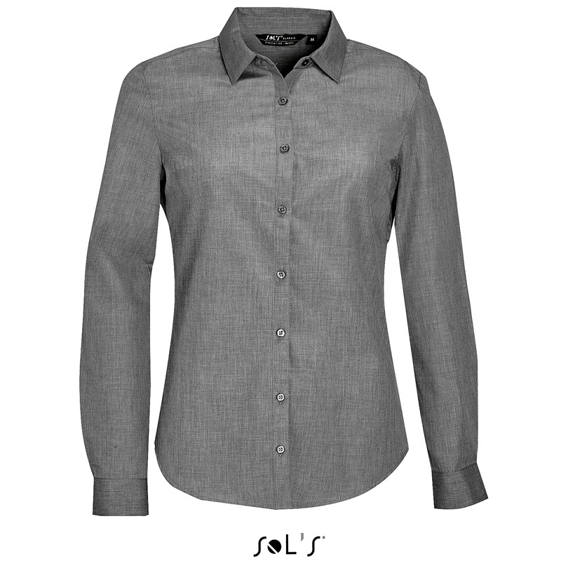 Chemise manches longues Barnet