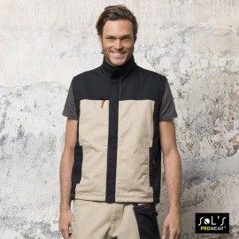 Bodywarmer sans manches Mission pro