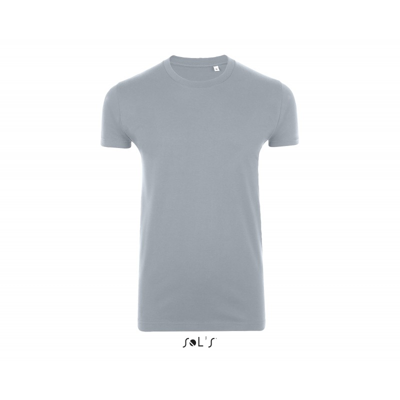 Tee shirt impérial Fit Homme - T-shirt manches courtes - marquage logo