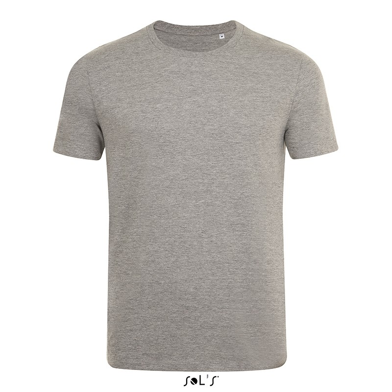 T-shirt Marvin col rond - T-shirt manches courtes - marquage logo