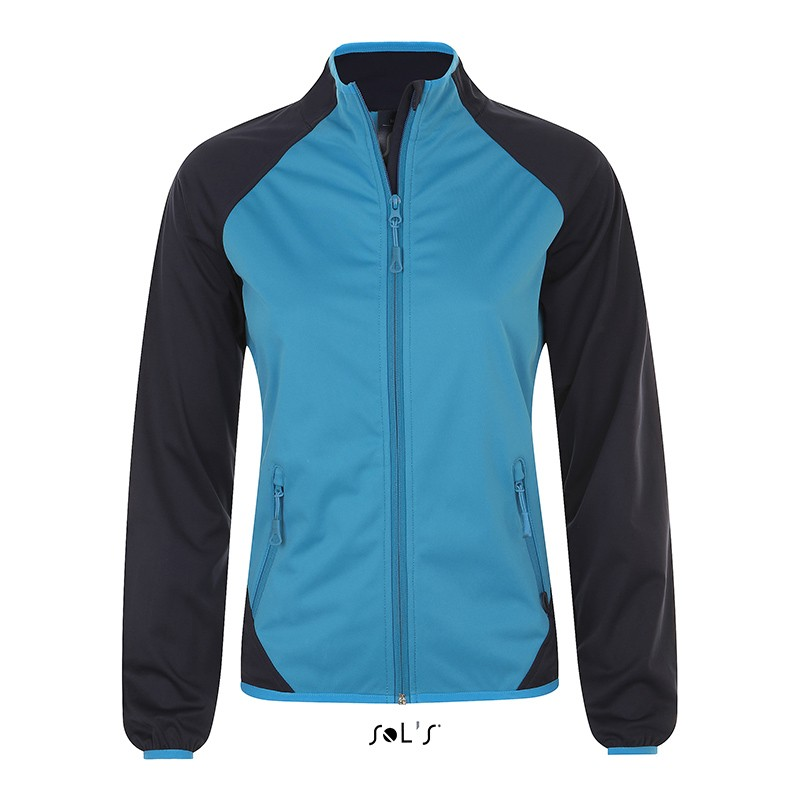 Veste Softshell Rolling Women - Softshell publicitaire