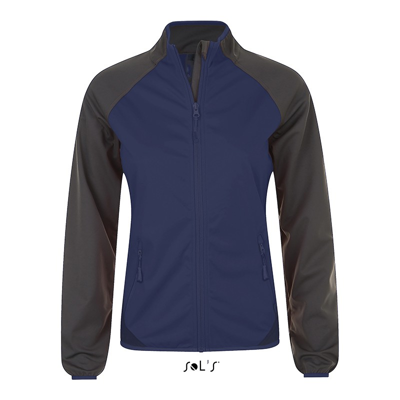 Veste Softshell Rolling Women - Softshell sur mesure