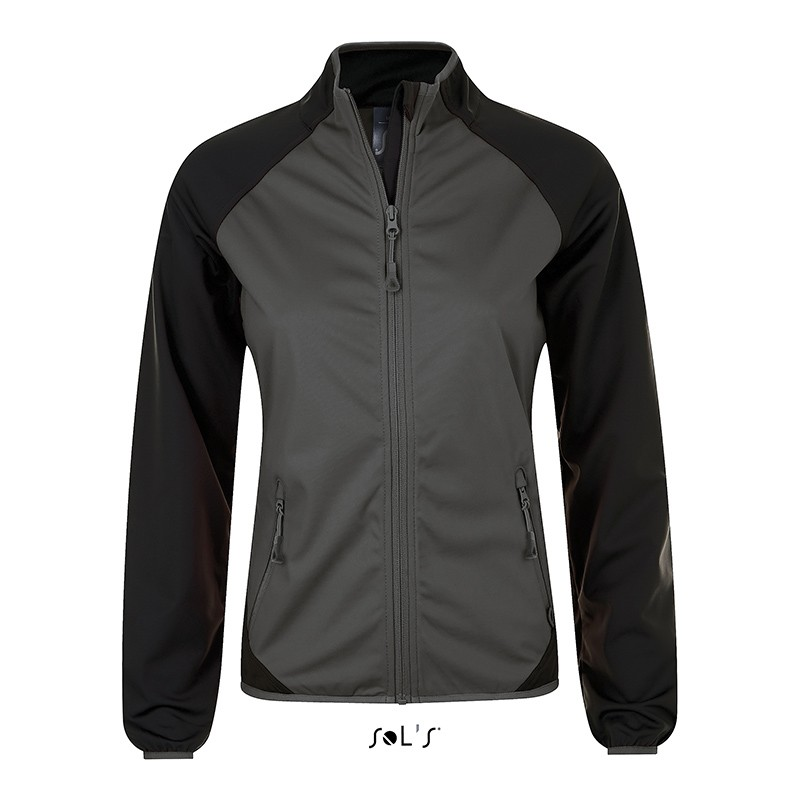 Veste Softshell Rolling Women - Softshell - objets publicitaires