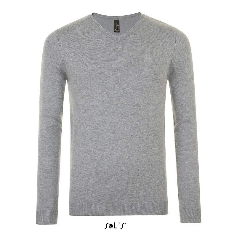 Pull col V Glory Men - Pull publicitaire
