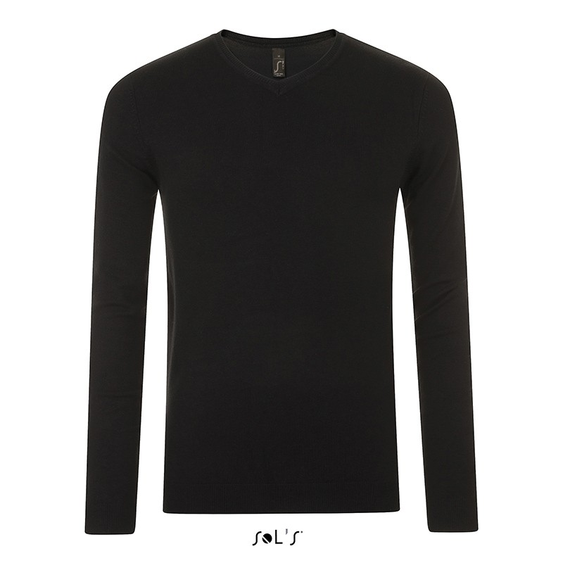 Pull col V Glory Men - Pull sur mesure