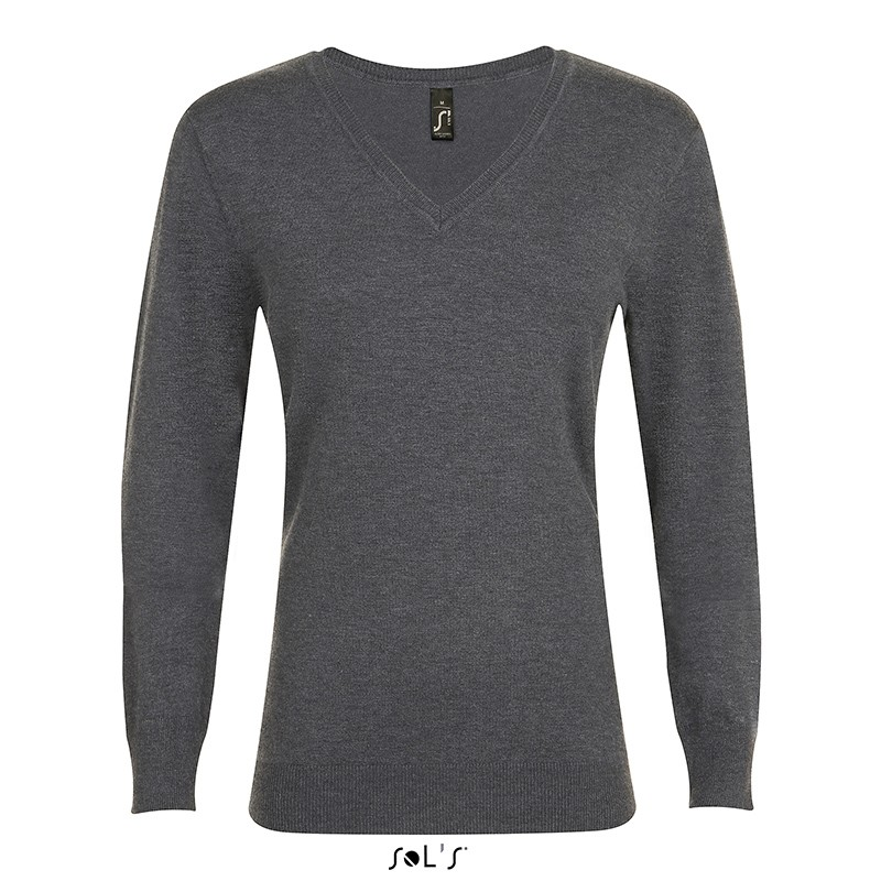 Pull col V Glory Women - Pull - cadeaux d'affaires
