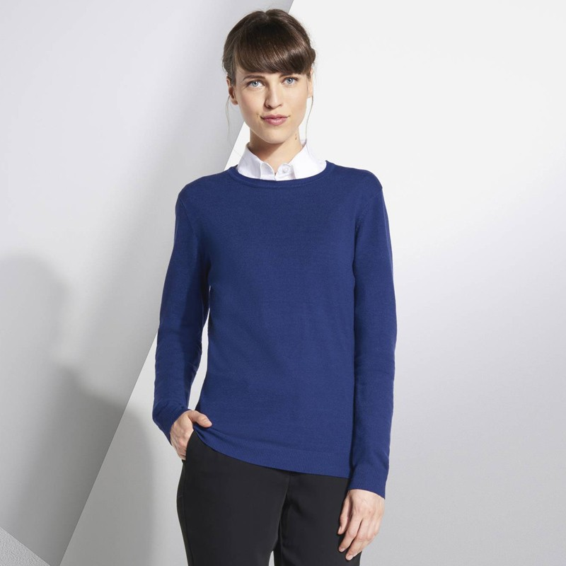 Pull col rond Ginger Women