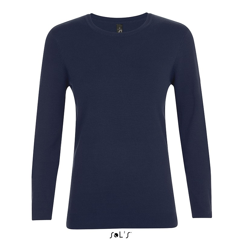 Pull col rond Ginger Women - Pull publicitaire