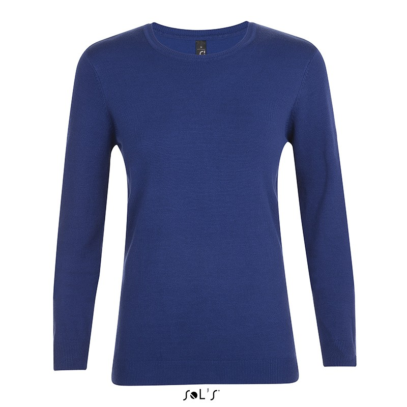 Pull col rond Ginger Women - Pull sur mesure