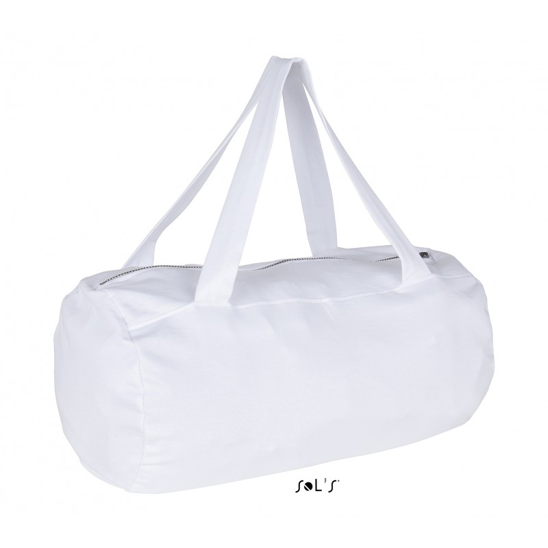Sac polochon French Terry - Fitness et Running personnalisé