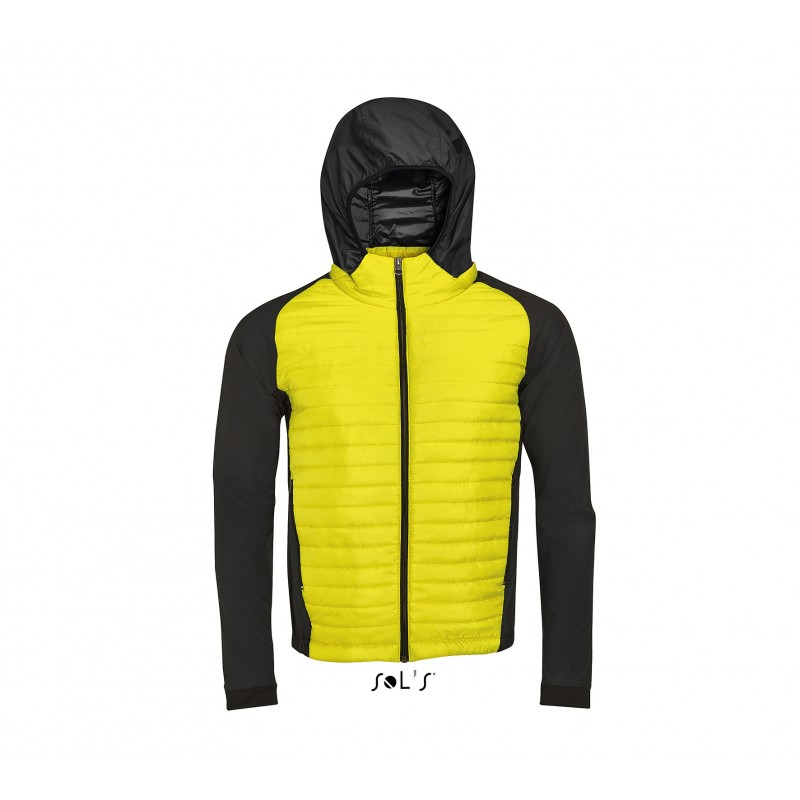 Veste running New York Men - Fitness et Running sur mesure
