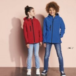 26-664 Softshell Replay kids personnalisé