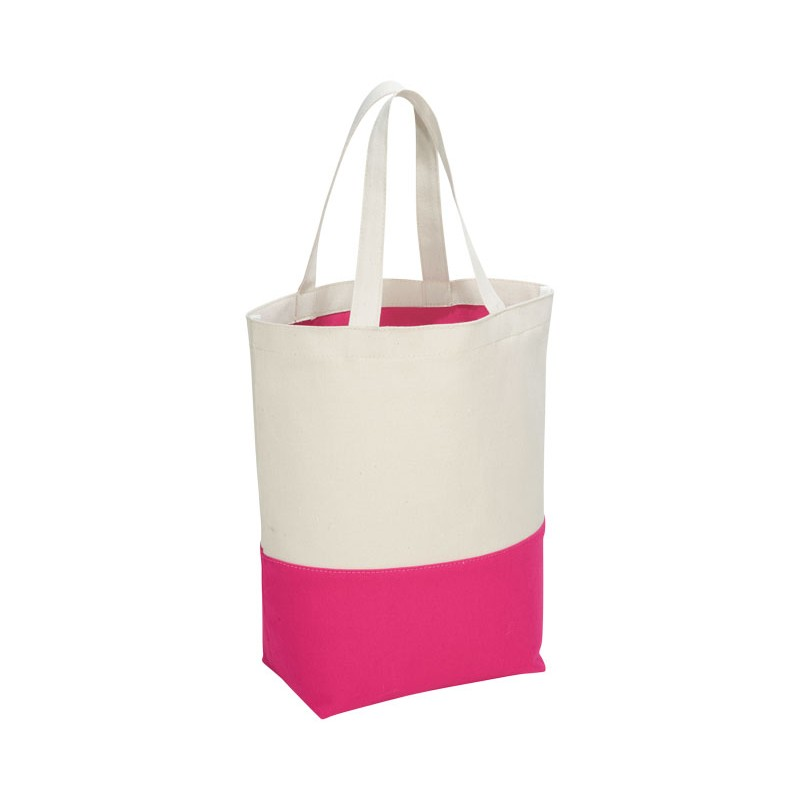 Sac shopping Pop - Sac shopping en coton personnalisé