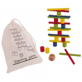 Jeu d´adresse STACKING