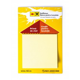 21-040 Post-it magnet personnalisé