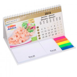21-041 Calendrier post-it personnalisé