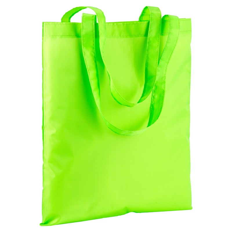 Sac shopping fluo - Sac shopping tendance - objets promotionnels