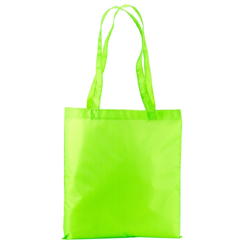 Sac shopping fluo - Sac shopping tendance - objets publicitaires