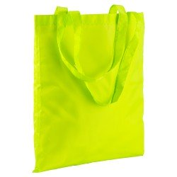 Sac shopping fluo