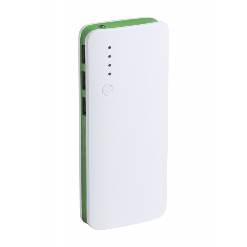 Power bank 3 ports USB - Batterie externe - objets publicitaires