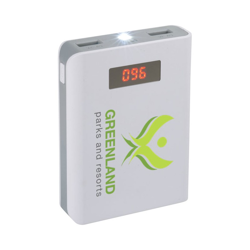 Power bank mega vault - Batterie externe publicitaire