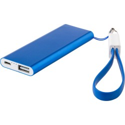 Power bank alluminium