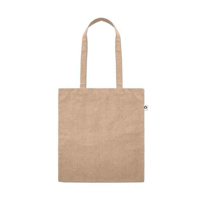 Sac shopping coton 2 tons - Sac shopping en coton - objets publicitaires