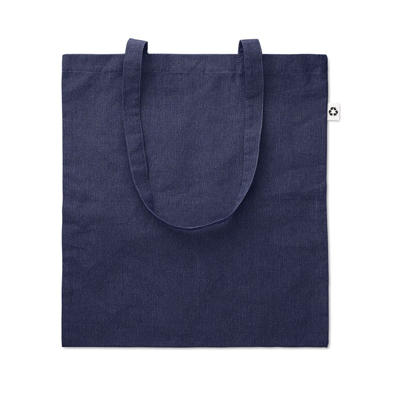 Sac shopping coton 2 tons - Sac shopping en coton - objets promotionnels